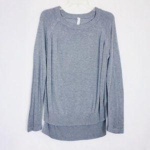 Lululemon Meditate Pullover Sweatshirt Sweater Top